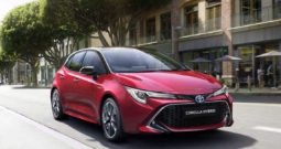 Toyota Corolla 1.8 VVT-i Hybrid Excel 5dr hatchback CVT