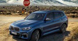 BMW X3 xDrive 30e M Sport 5dr Auto