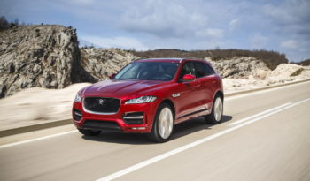 JAGUAR F-PACE SPECIAL EDITIONS 2.0d [180ps] Chequered Flag 5dr Auto AWD