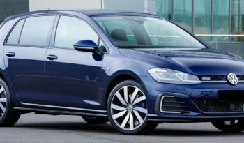 VW Golf 1.4 TSI GTE Advance 5DR Hatch DSG