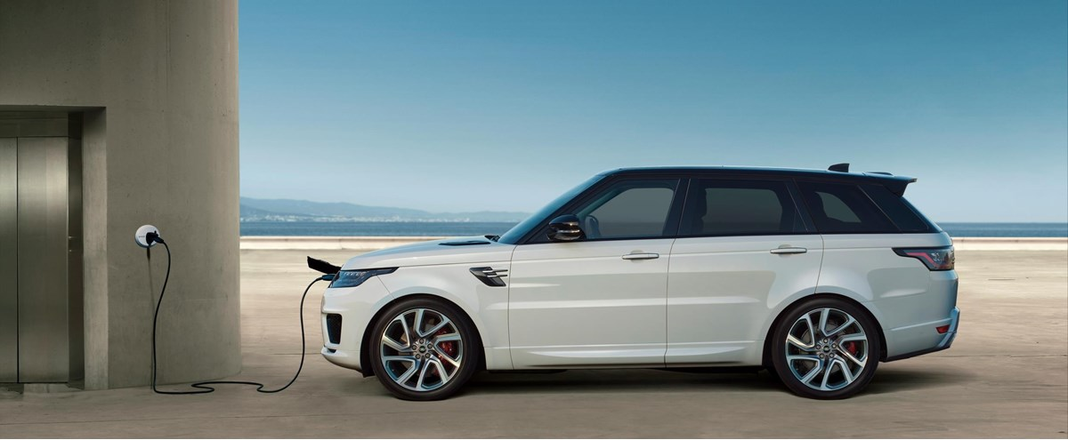 Range Rover Sport Suv To Be Jaguar Land S First Plug In Hybrid