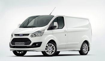 Mini Lease – Ford Transit SWB Manual / Similar