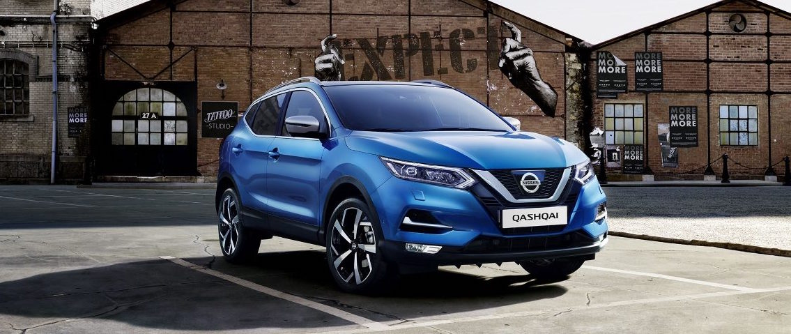 Nissan Qahqai - Nissan UK - March 18 -
