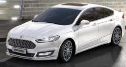 Ford Mondeo 2.0 Hybrid Titanium Edition 4dr Saloon Auto