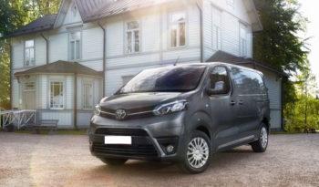 Toyota Proace 1.6D 115 Comfort Panel Van Manual