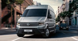 VW Crafter CR35 LWB 2.0 TDI 102PS Startline