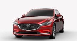 Mazda 6 Saloon 2.0 SKYACTIV-G 145 SS EU6 SE-L Nav+ 6 Spd Manual