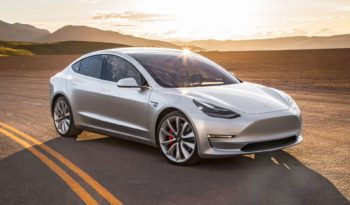 TESLA Model 3 Long Range AWD 4dr Saloon Auto