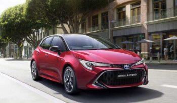 Toyota Corolla 1.8 VVT-i Hybrid Icon Tech 5dr Hatchback CVT